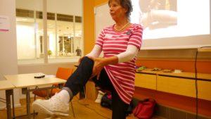 Kurs i egenvård @ Regionala Cancercentrums -RCC - lokaler | Stockholms län | Sverige