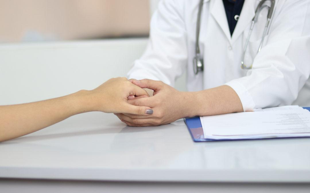 Patienterna verkar för en personcentrerad vård, gör du?