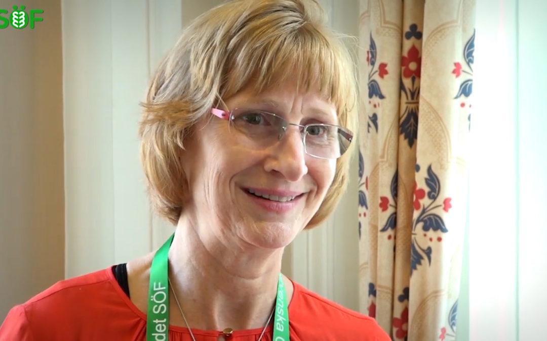 Intervju med Karen Herbst om lipödem och Dercums sjukdom