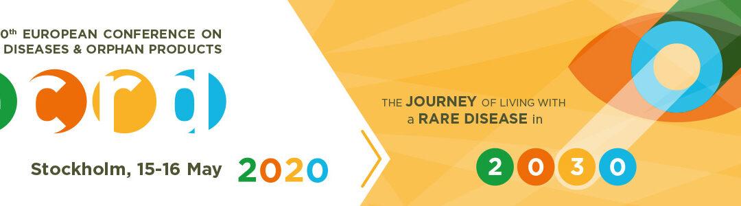 ECRD 2020 flyttar online till nätet