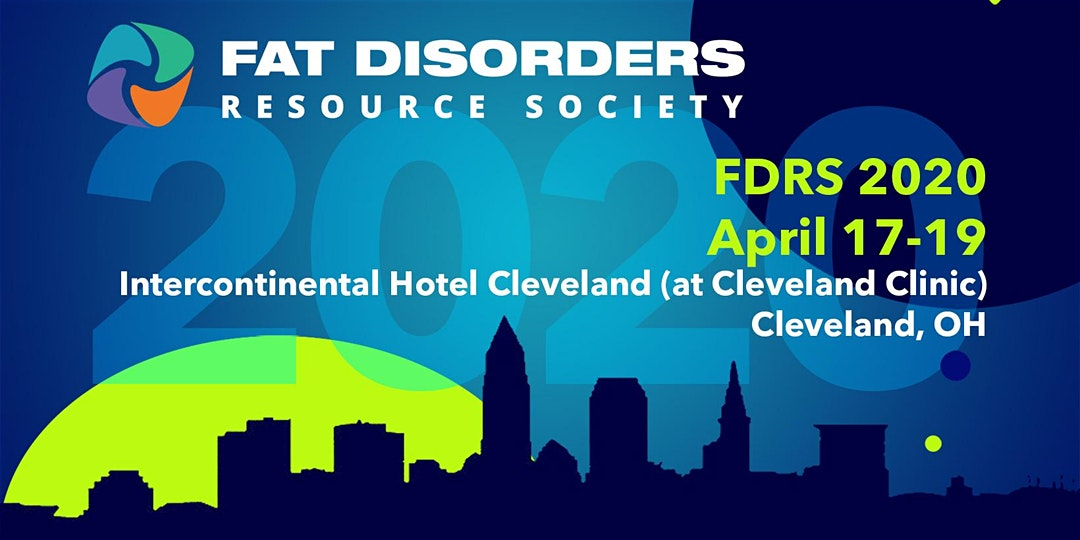 FDRS 2020 - Focus on Fat Disorders @ InterContinental Cleveland