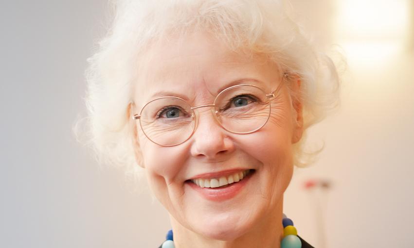 SÖF gratulerar Pia Bergholm