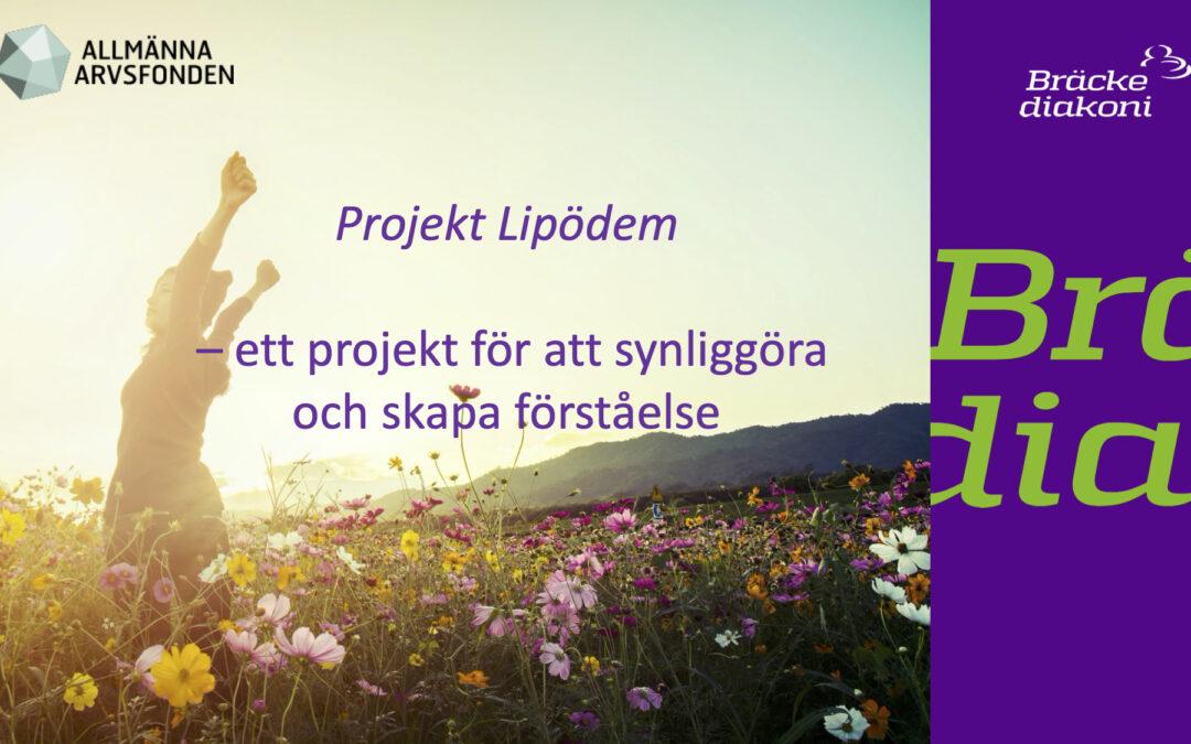 SÖF är en samarbetspartner i Lipödemprojektet